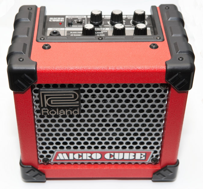 Roland Micro Cube Review Gad S Ramblings