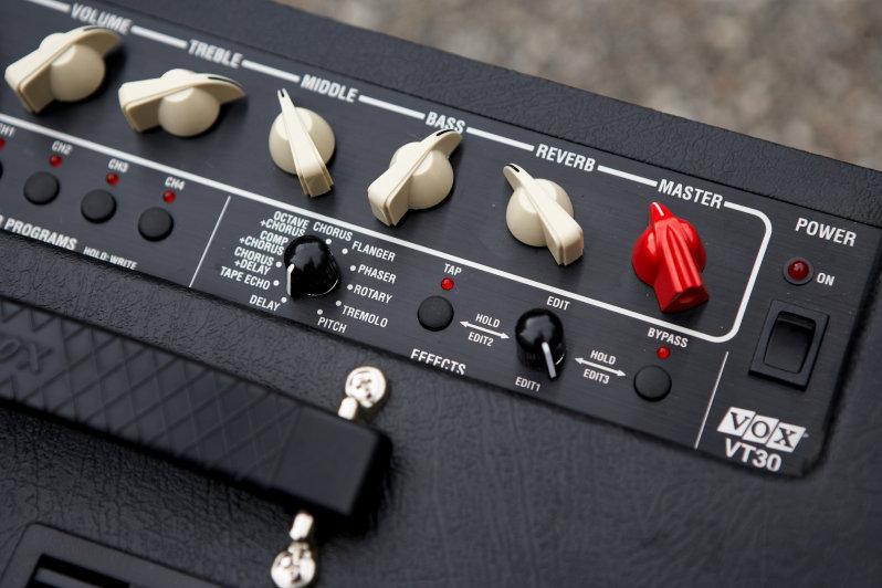 Vox VT30 EffectsControl