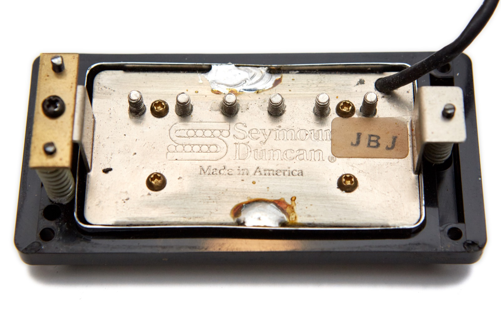 Guild Full-Sized HB1 and SD1 Pickup Variations | GAD's Ramblings on