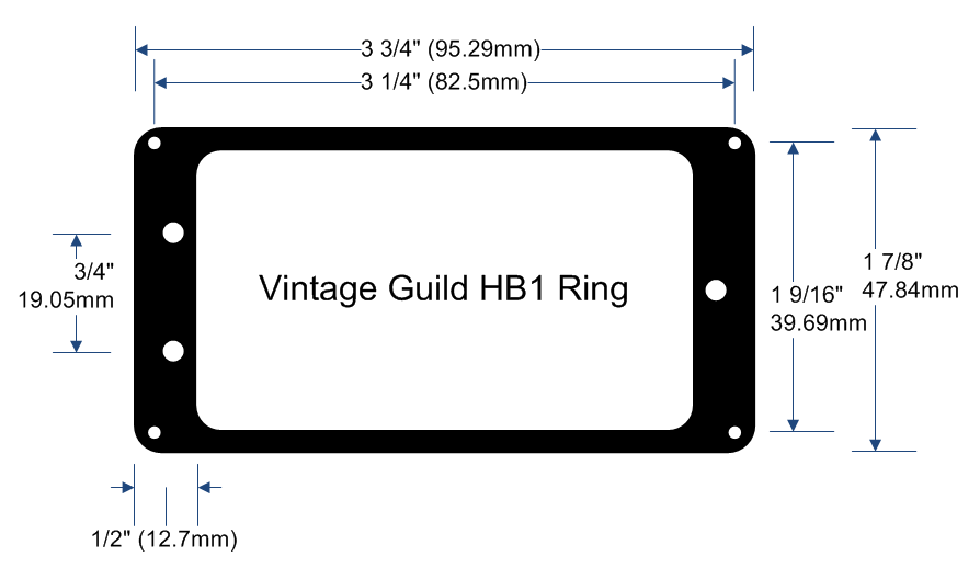 guild full sized hb1 and sd1 pickup variations gad's ramblings humbucker pickup wiring first, the original guild vintage hb1 pickup