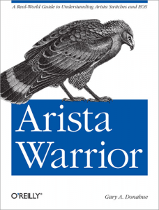Arista Warrior Book