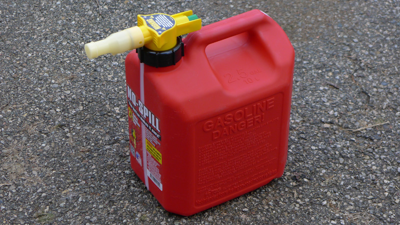 Plastic Gas Cans >> One Man S Quest For Gas Cans That Don T Suck Gad S Ramblings
