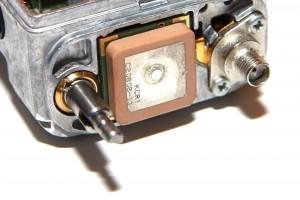 TH-D72A-Encoder Close-up