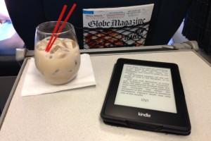 KindleDrinkFirstClass