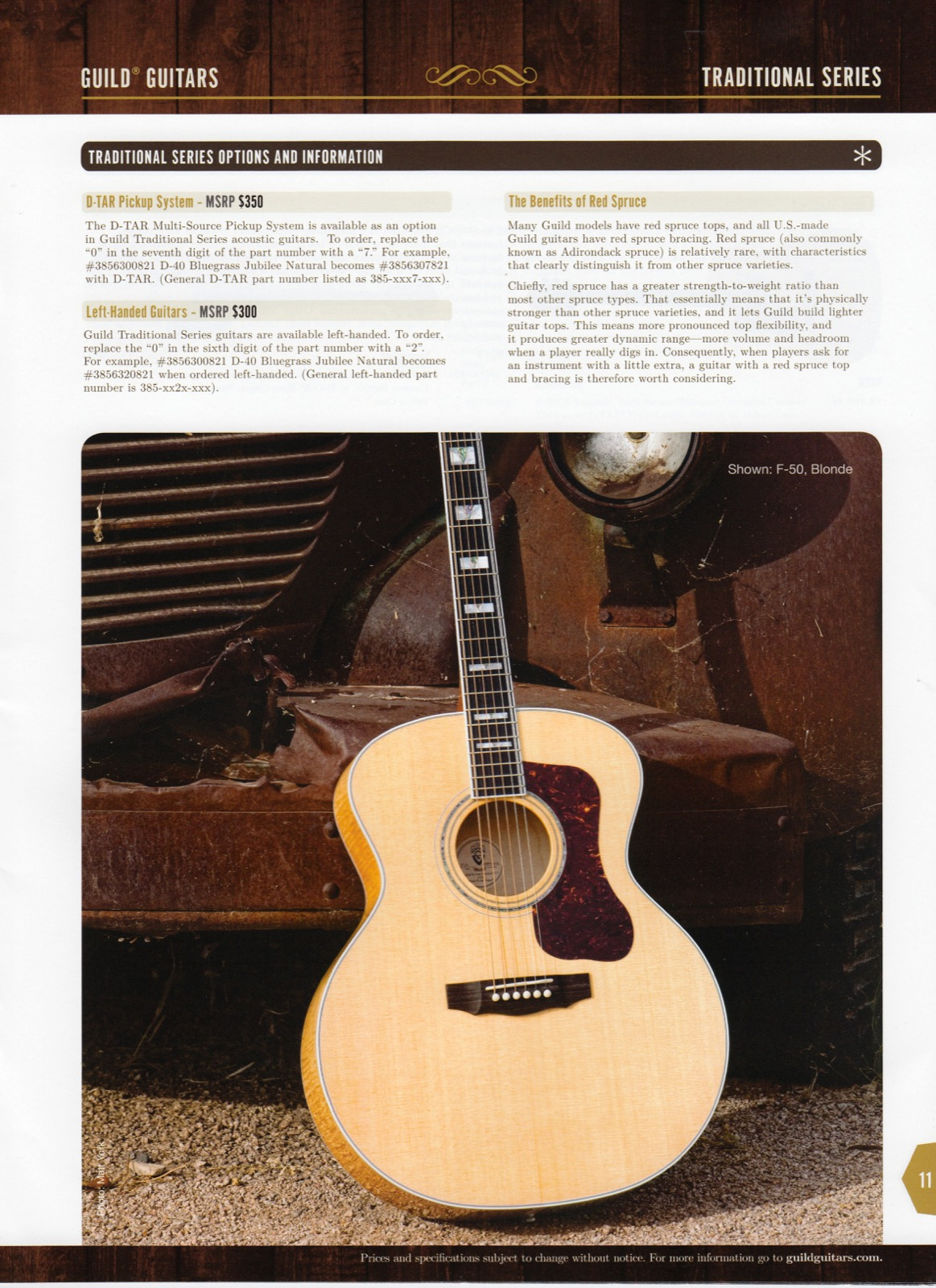 guild guitar price list 2013 january gad 39 s ramblings. Black Bedroom Furniture Sets. Home Design Ideas