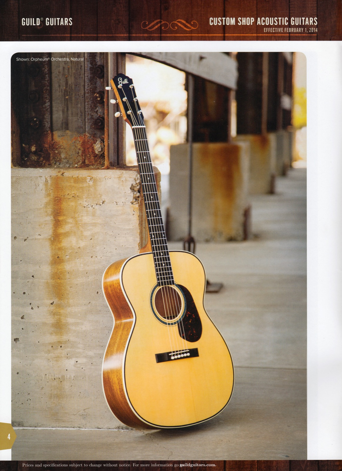 guild guitar catalog price list 2014 february gad 39 s ramblings. Black Bedroom Furniture Sets. Home Design Ideas
