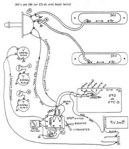 Bartolini-3Xv-ETCD-Wiring