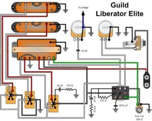 Guild-Liberator-Elite-Wiring