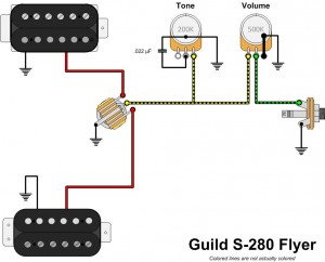 Guild-S280-Flyer-Wiring