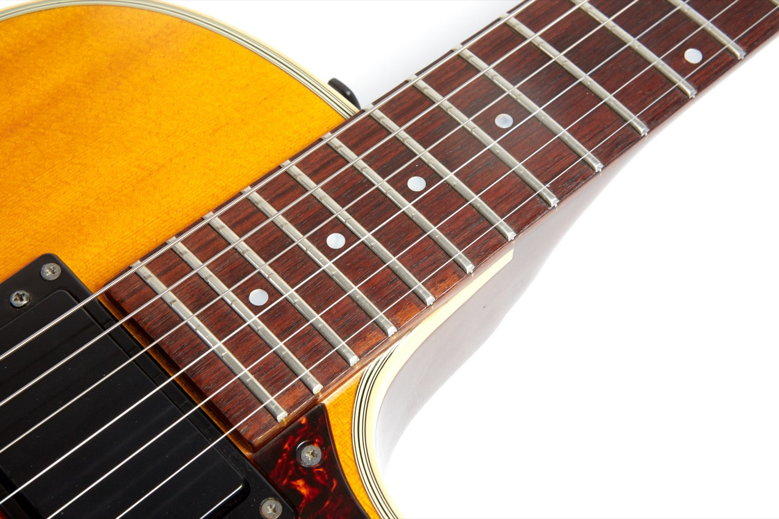Guild Nightbird I Gads Ramblings Kent Armstrong Pickup Neck Wiring Diagram Fretboard And